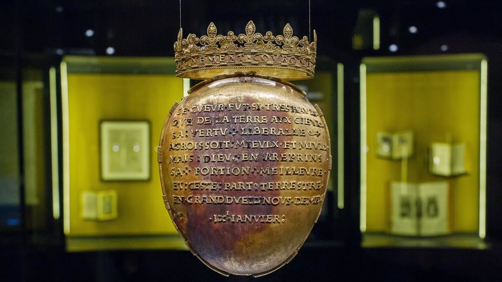 Gold Heist: Queen's 'Heart Of Gold' Disappears From French Museum