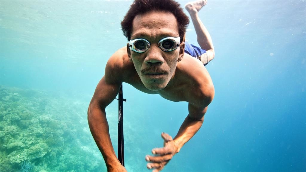 Born to dive: A Bajau tribesman indus films