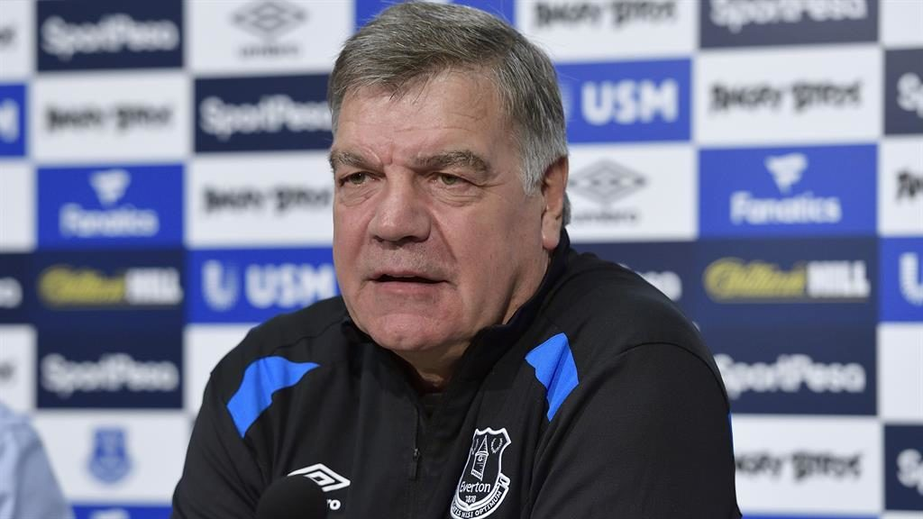 Allardyce on Everton survey
