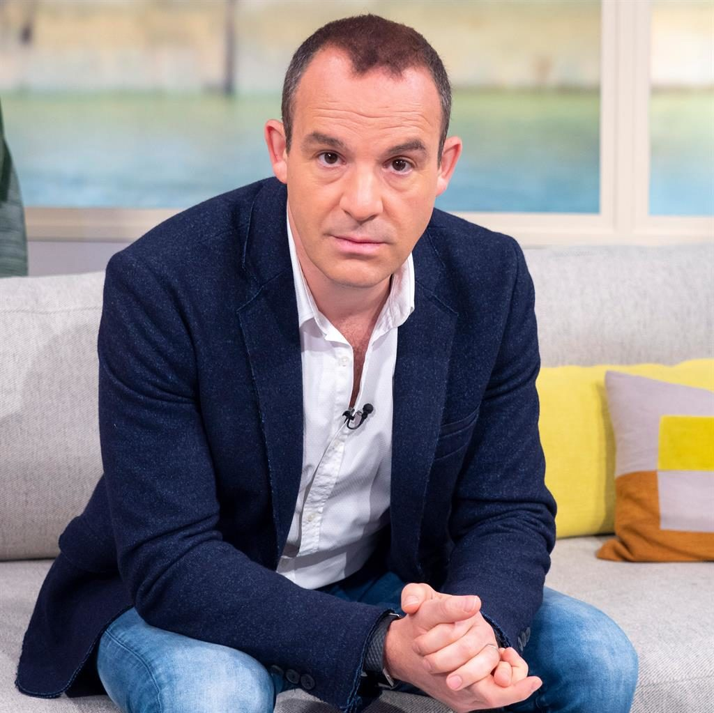 Enough is enough' MoneySavingExpert founder Martin Lewis on ITV's This Morning says he never appears in online adverts