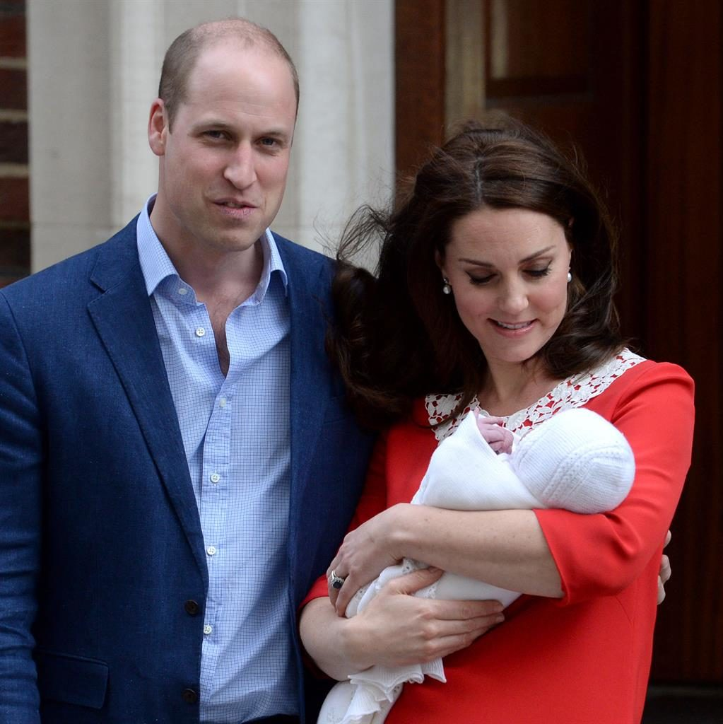 Royal baby Prince now has a name