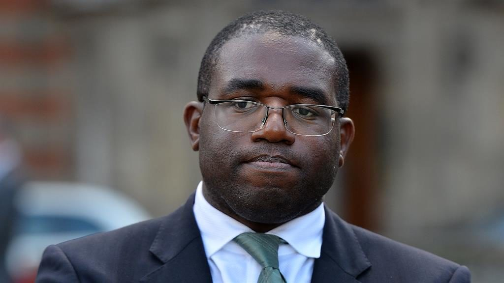 'Shameful': MP David Lammy PIC: GETTY