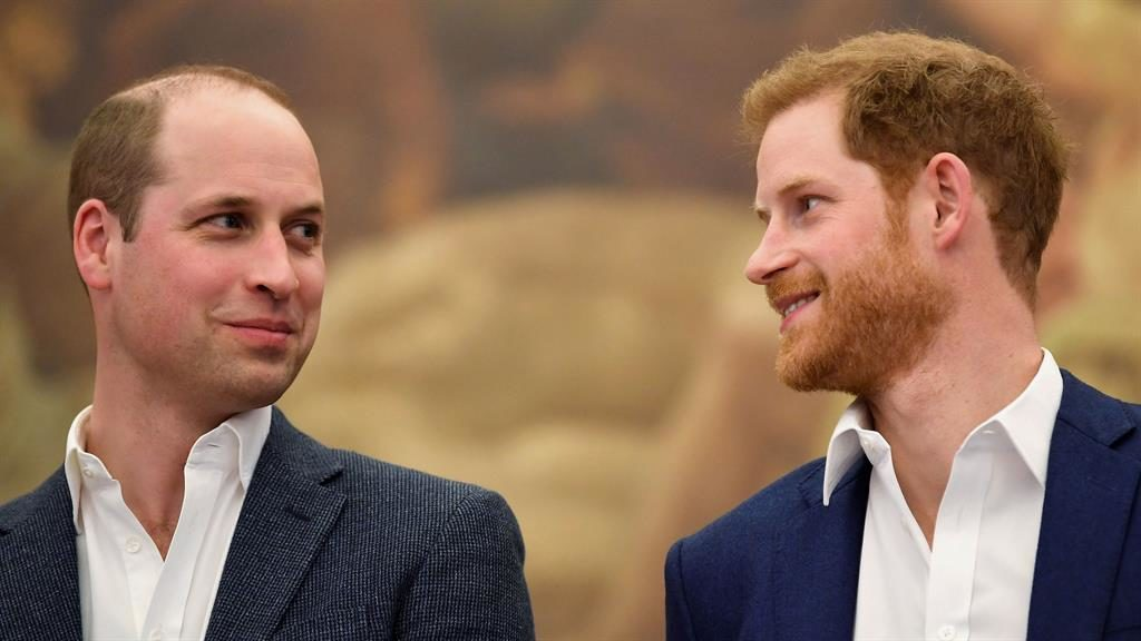 A special bond: William and Harry, pictured in London last night, are close friends as well as siblings, and have spoken of their 'unique' relationship PICTURE: GETTY
