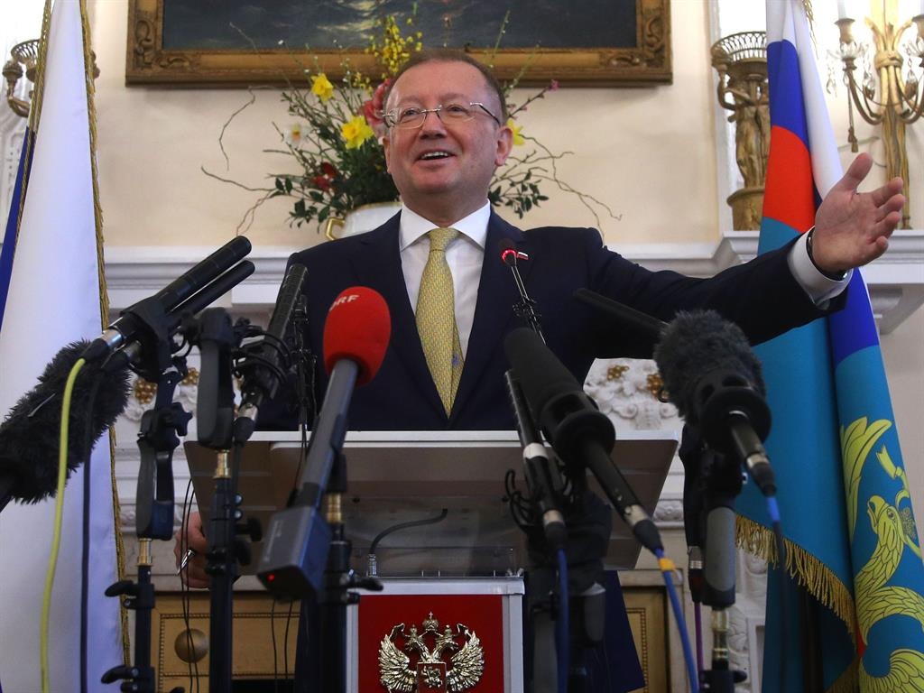 United Kingdom playing with fire, says Russian Federation at UN