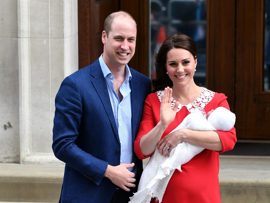 The Sad Family History Behind Royal Baby's Name