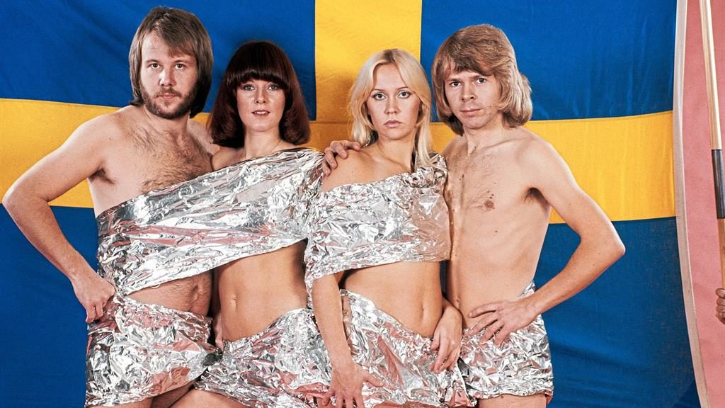 'Like no time had passed' for Abba when recording new music