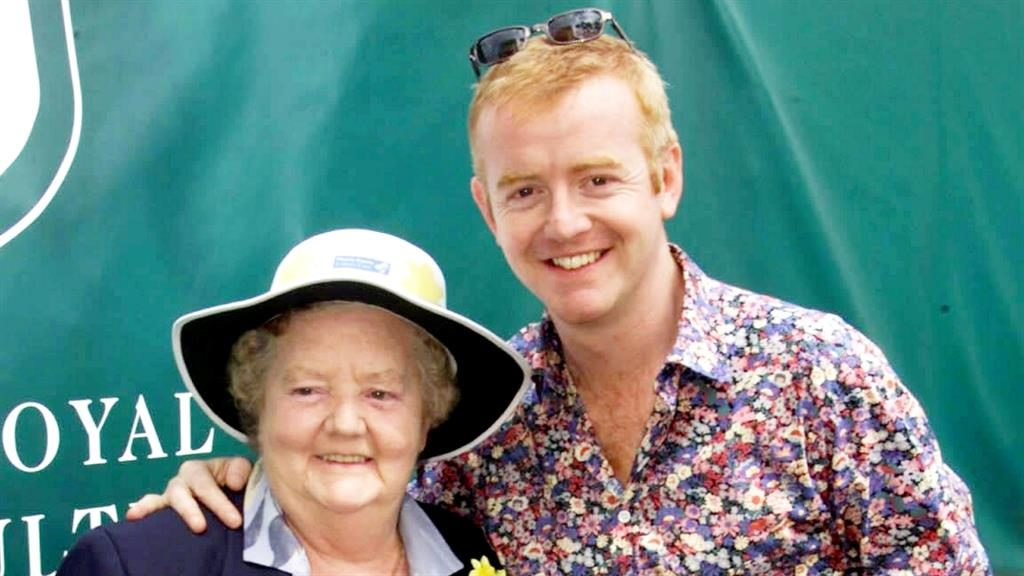Chris Evans, BBC Radio 2 presenter, pays tribute to mother