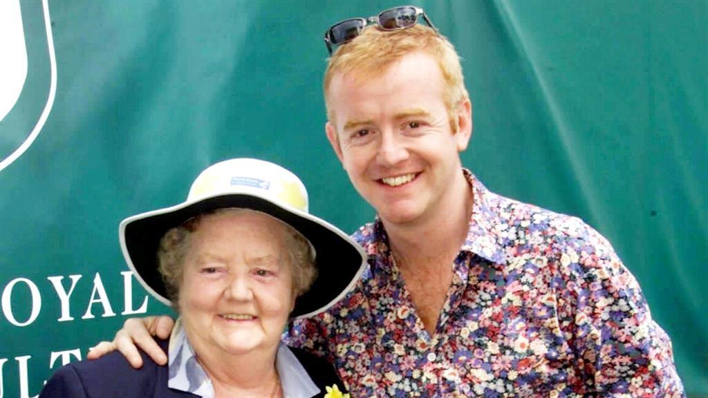Chris Evans, BBC Radio 2 presenter, pays tribute to mother