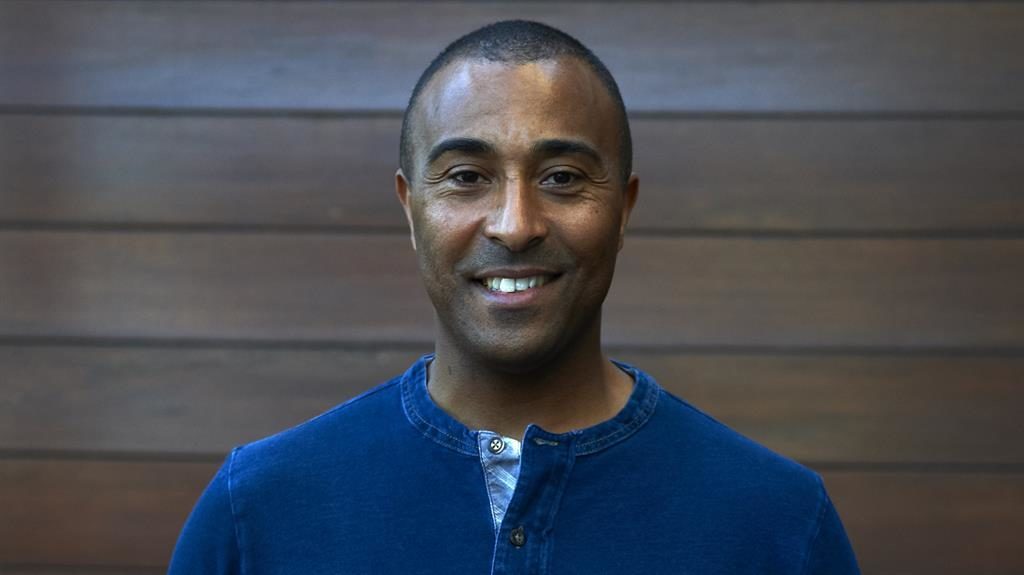 Starting block: Colin Jackson got on the housing ladder as soon as he could