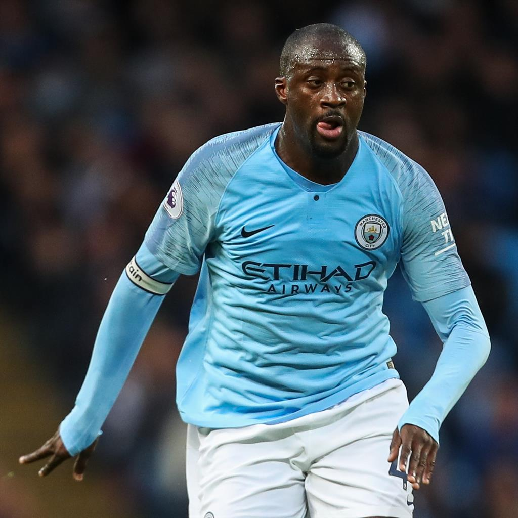 Yaya happy he's leaving a City legacy			 				     by Dave Filmer    Published