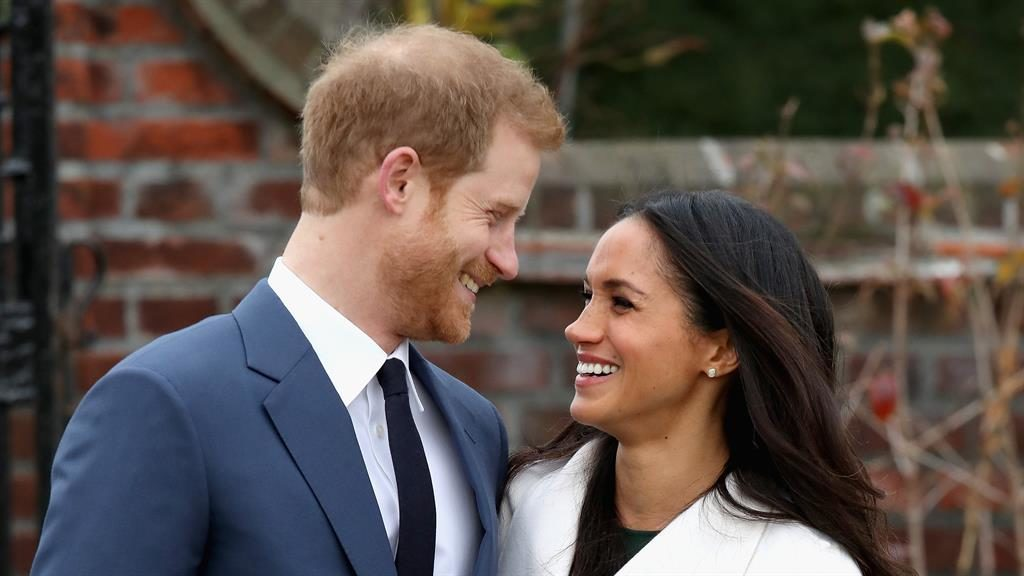 One week away from the Royal wedding