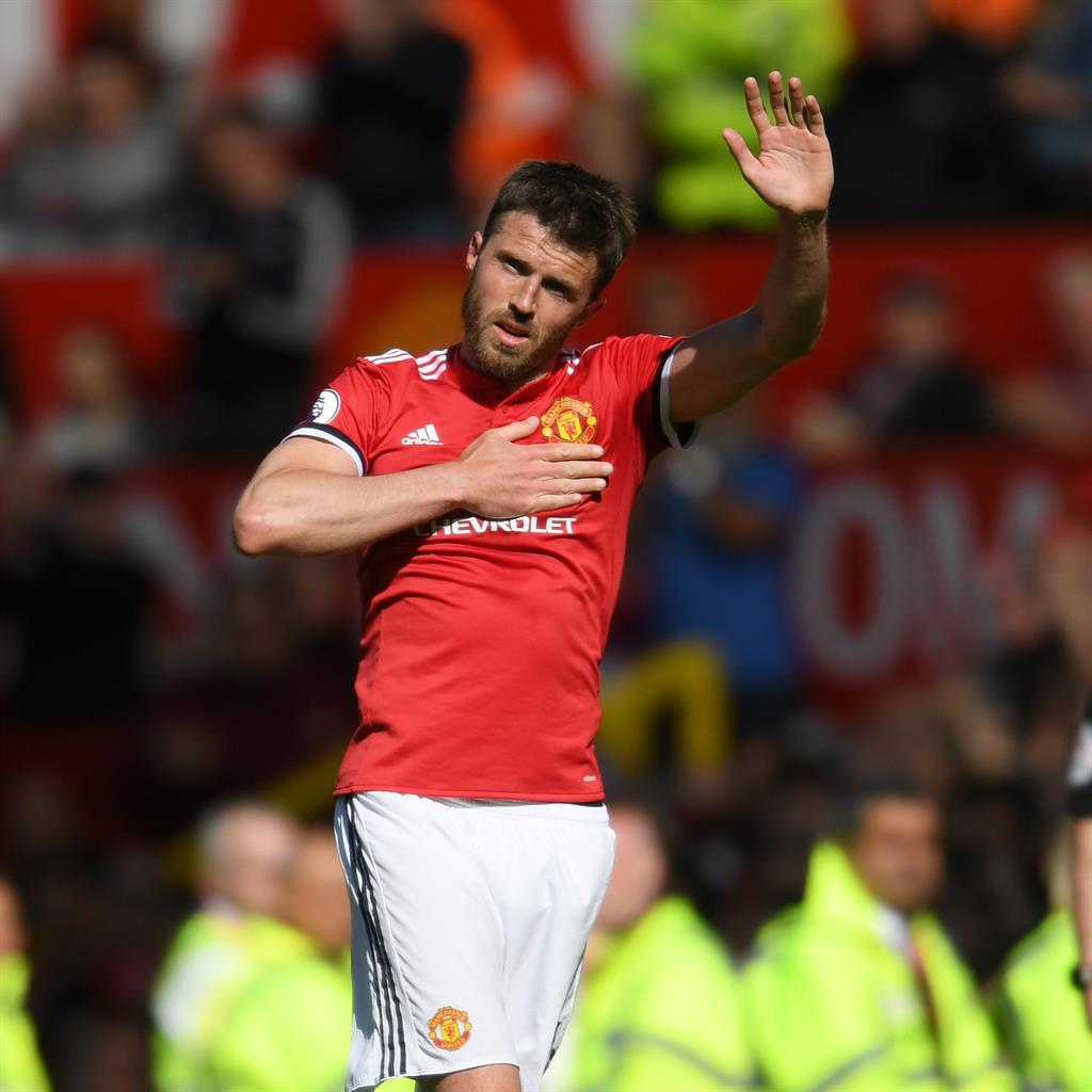 Jose Mourinho Carrick will become my No.2 in years ahead			 				     by Matthew Nash    Published