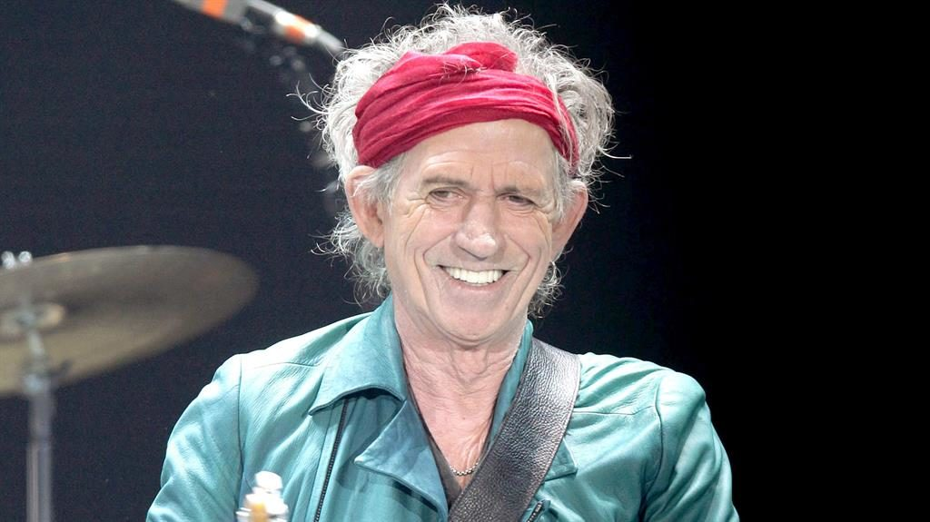 Keith Richards Says The Rolling Stones Success Formula is 'Magical'