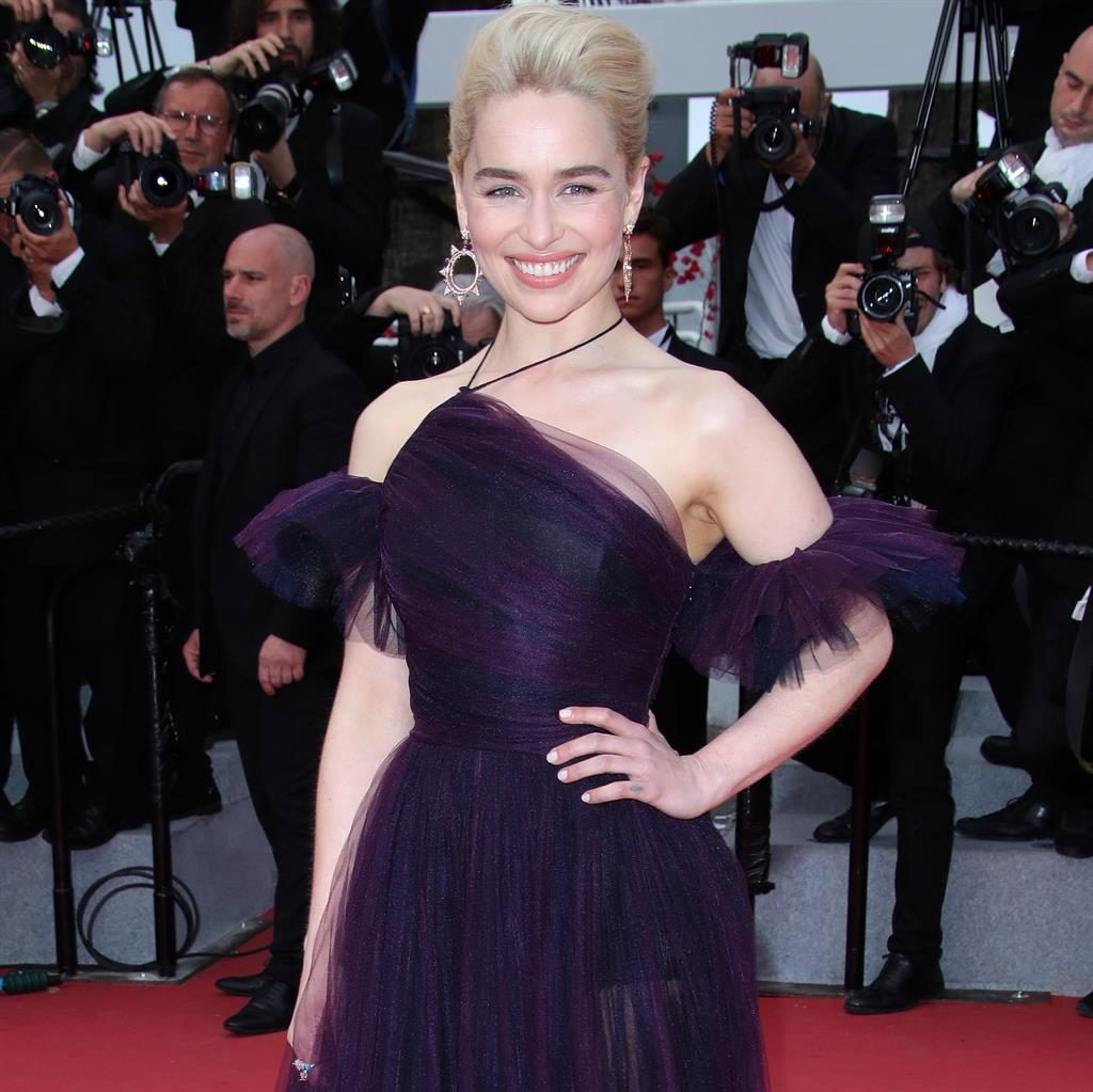 #MeToo is here to stay, says 'Game of Thrones' star Emilia Clarke