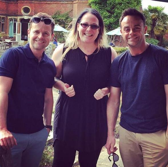 Ant and Dec pictured together for first time after drink-driving arrest