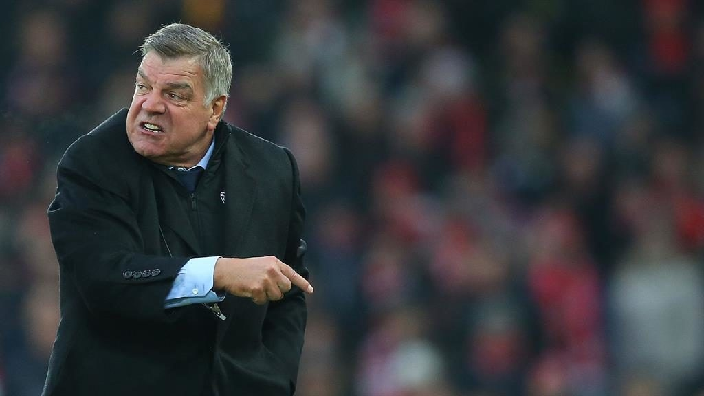 Big Sam Sacked by Everton