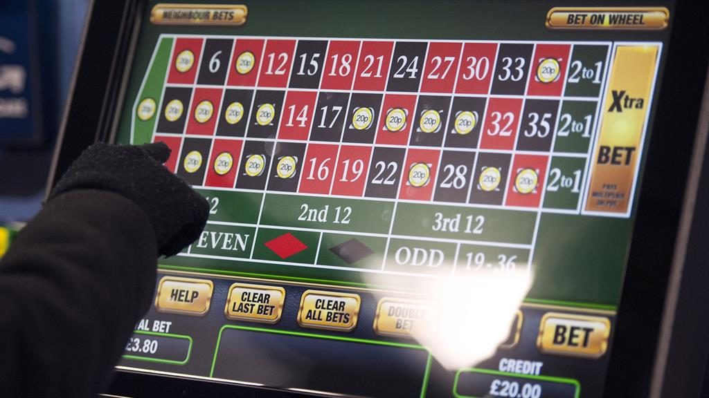 Bookies brace for big hit as Government caps FOBT stakes at £2