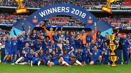 Antonio Conte reminds Chelsea after FA Cup triumph: I'm a serial victor