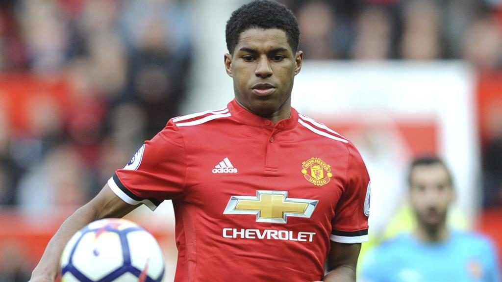 Marcus Rashford pays emotional tribute on first anniversary of Manchester bombing			 				     by Paul Miles    Published