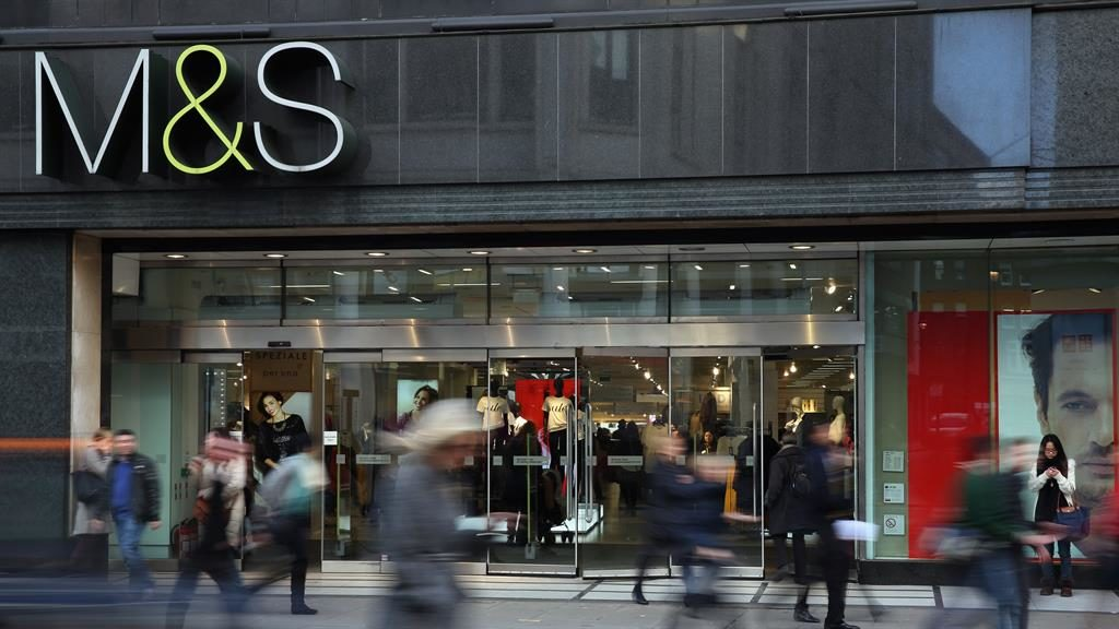 Marks & Spencer announces more store closures