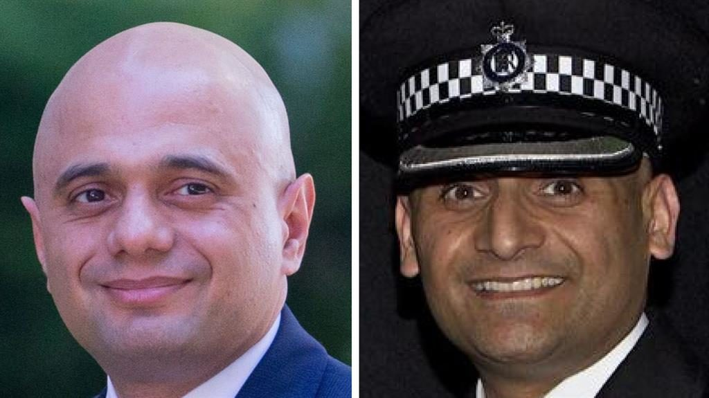 Brother in the force: Sajid and Bas Javid