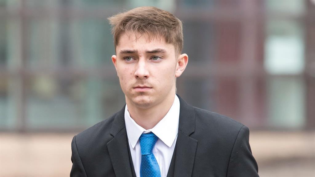 'Ashamed': Joe Tivnan leaves court PICTURE: PA