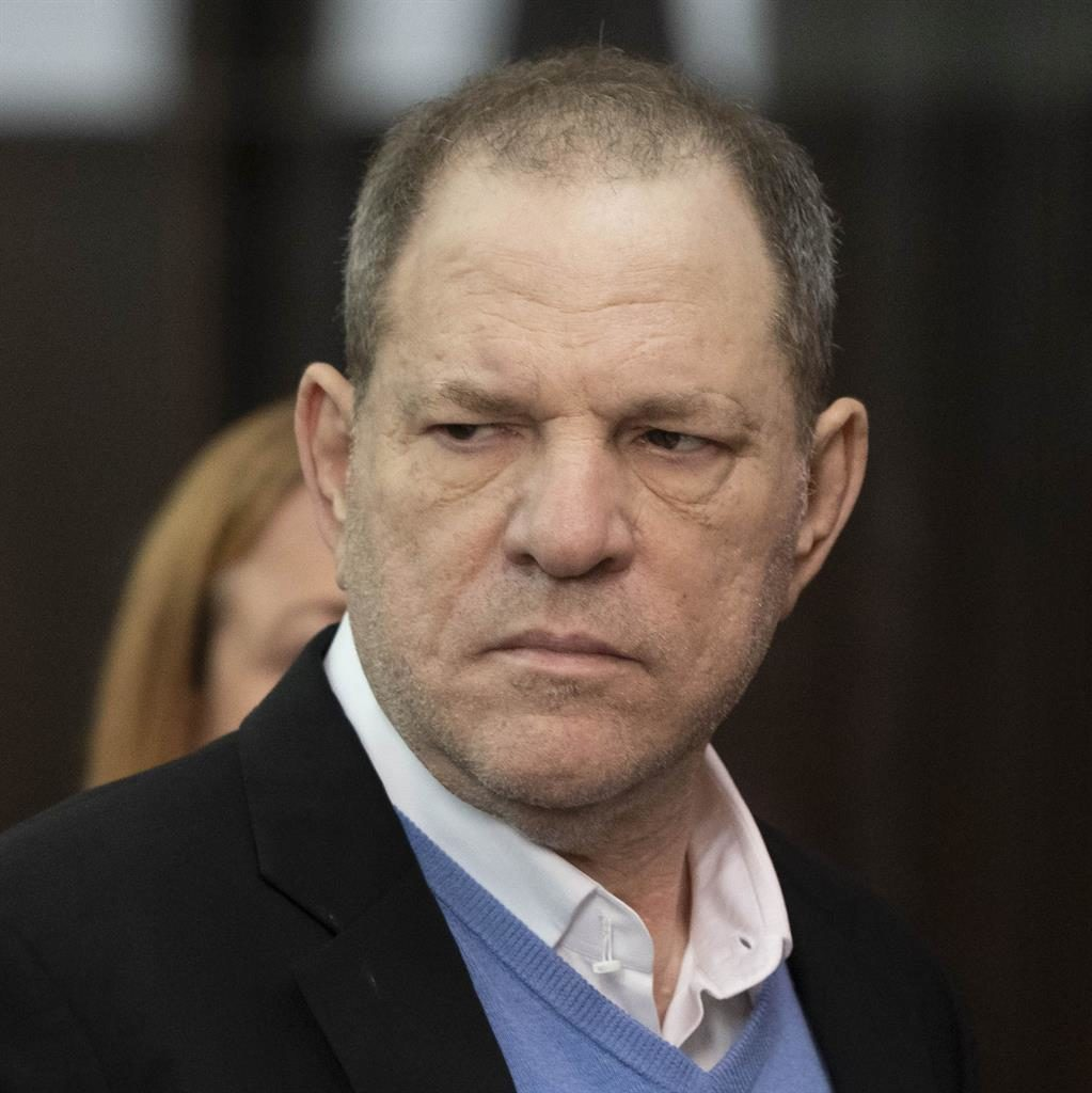 Weinstein released on $1 mn bail over rape, abuse charges