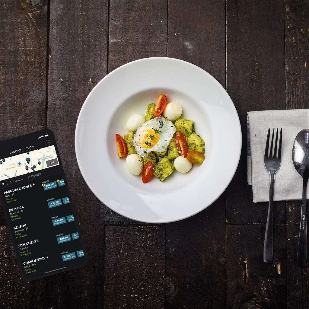 Tasty: Instagrammers can now book restaurants direct through the app