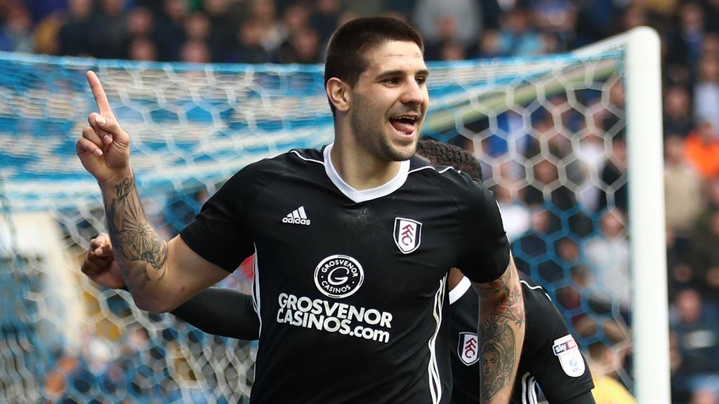 Cottage industry Fulham's on-loan striker Mitrovic anmd teenage sensation Sessegnon