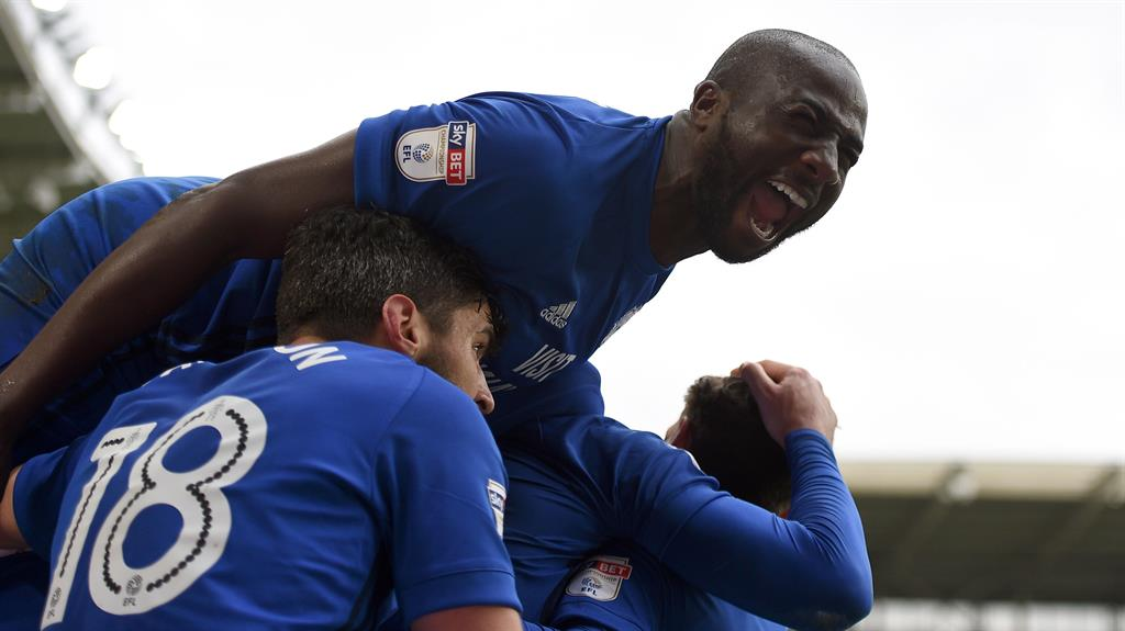 Cardiff City promoted ahead of Fulham; Bolton stay up after late drama