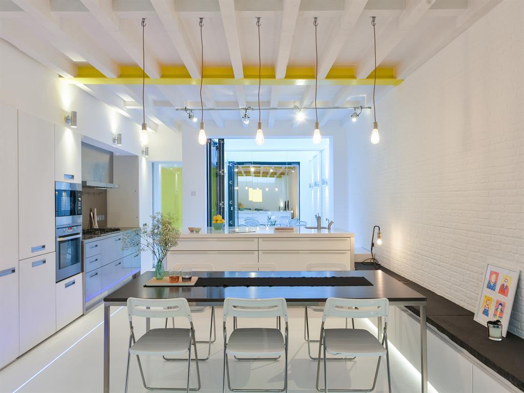 Property: Flat built on garage site is full of va-va-voom | Metro ...
