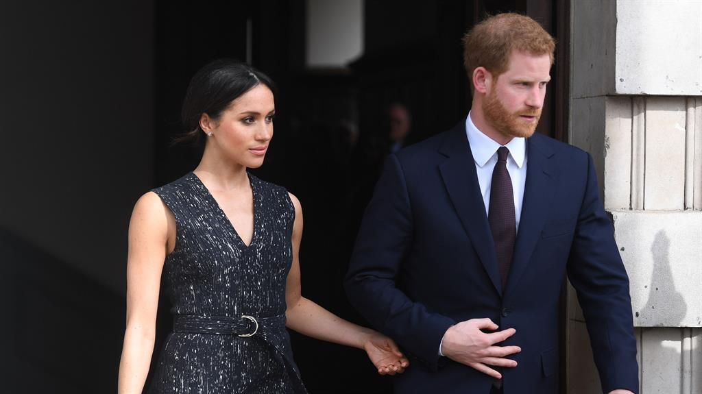 Big day looming Meghan and Harry