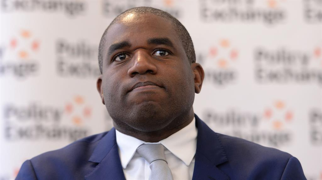Unthinkable and unacceptable' Tottenham MP David Lammy who lost a friend in the blaze PIC PA
