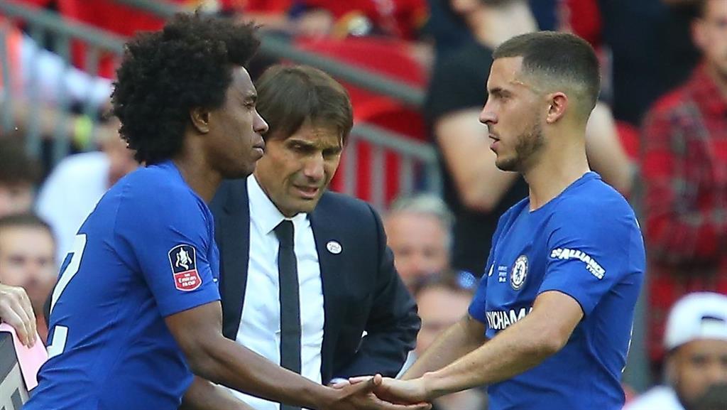 Manchester City to make £100million move for Chelsea superstar Eden Hazard