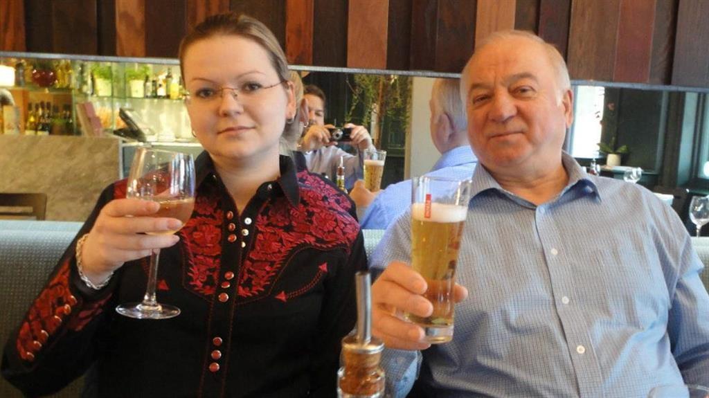 Recovery: Yulia and Sergei Skripal
