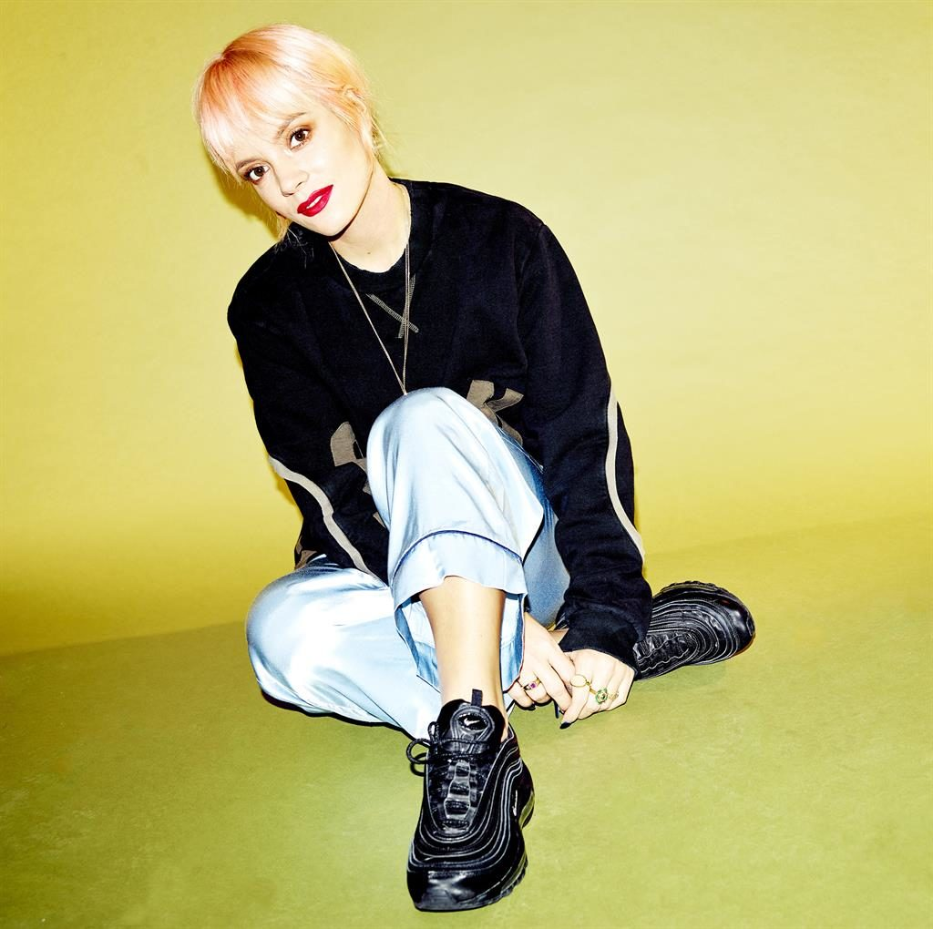 Durable: Lily Allen has proved to be more successful than many predicted