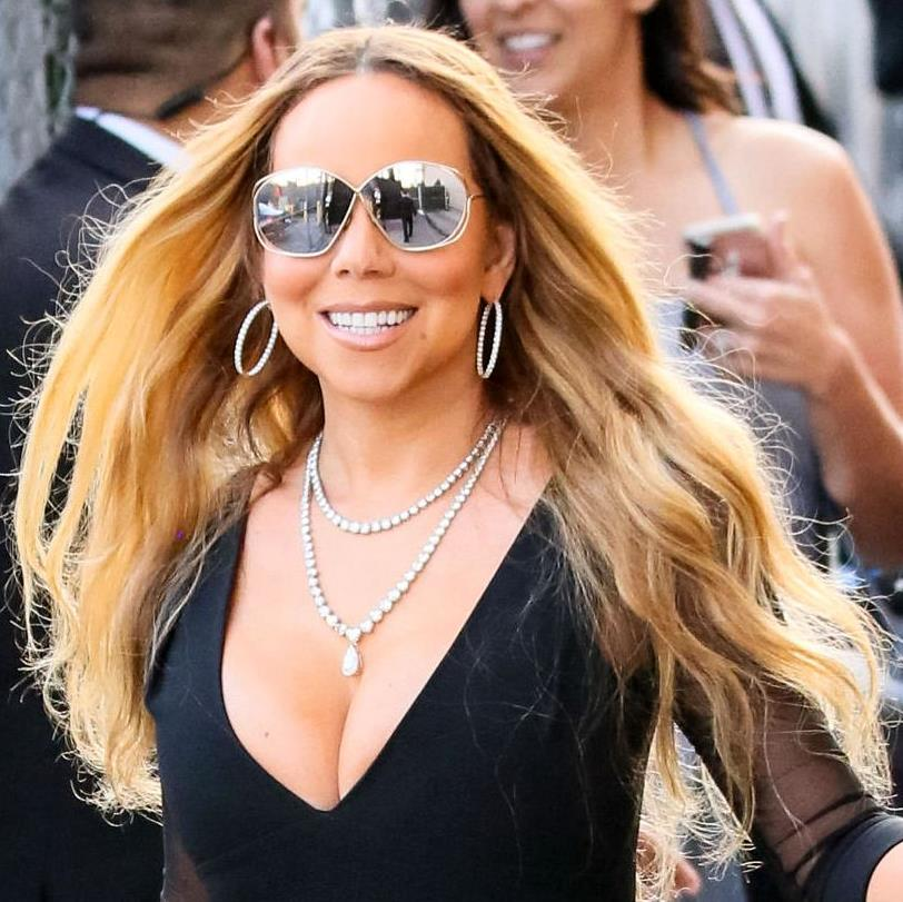 I put him in doghouse: Mariah Carey PIC: REX