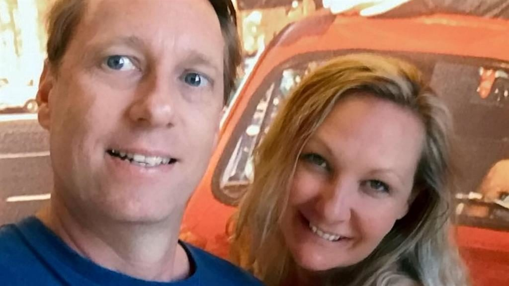 'Turbulent': David and Melanie Clark had drunk heavily, a court heard PIC: SWNS