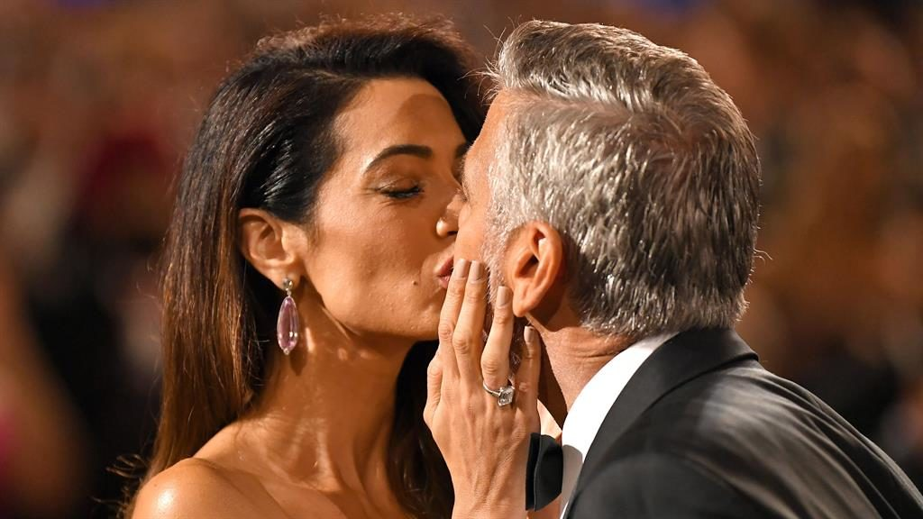Proud of the changes I am seeing in this industry — George Clooney