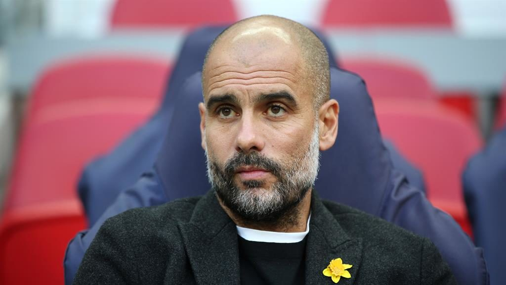 Pep Guardiola brands Yaya Toure's accusation 'a lie'