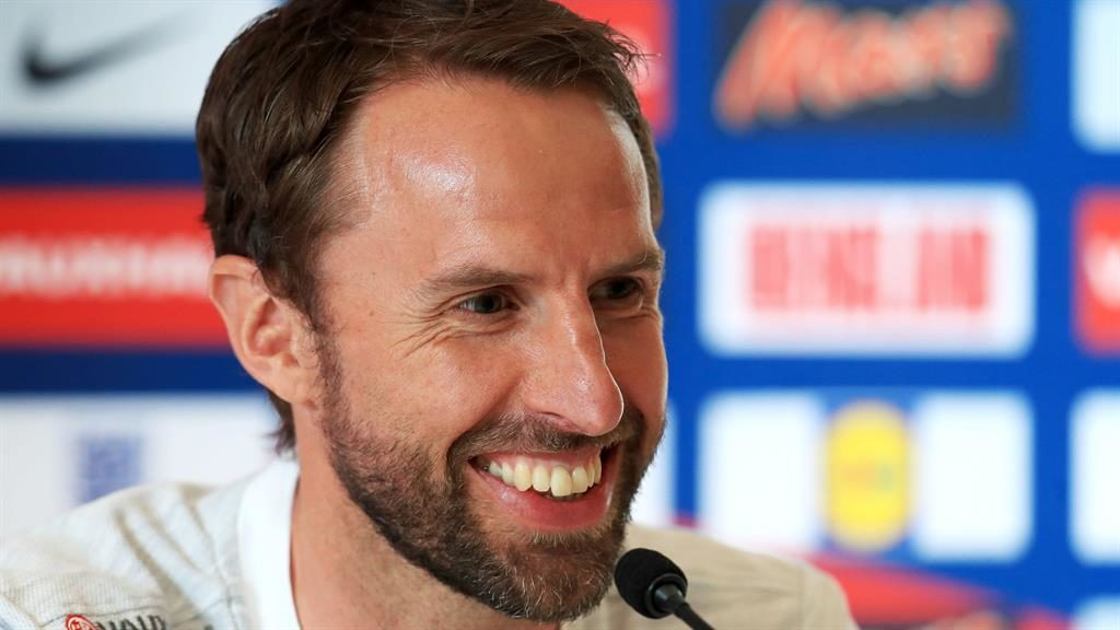 Gareth Southgate raring to go as Three Lions prepare to fly to Russia			 				     by Paul Miles    Published