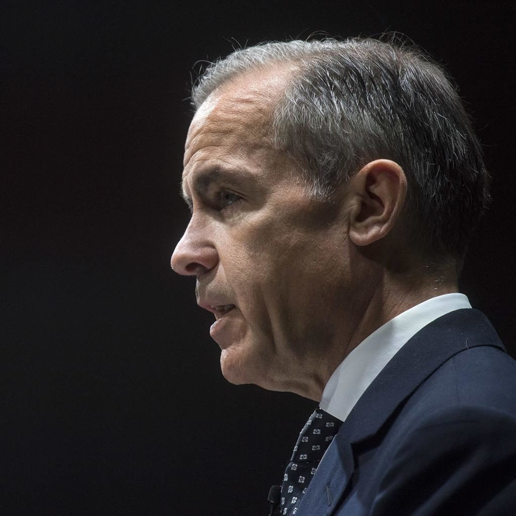 'Missed chances': Mark Carney was accused over failure to raise rates PIC: PA