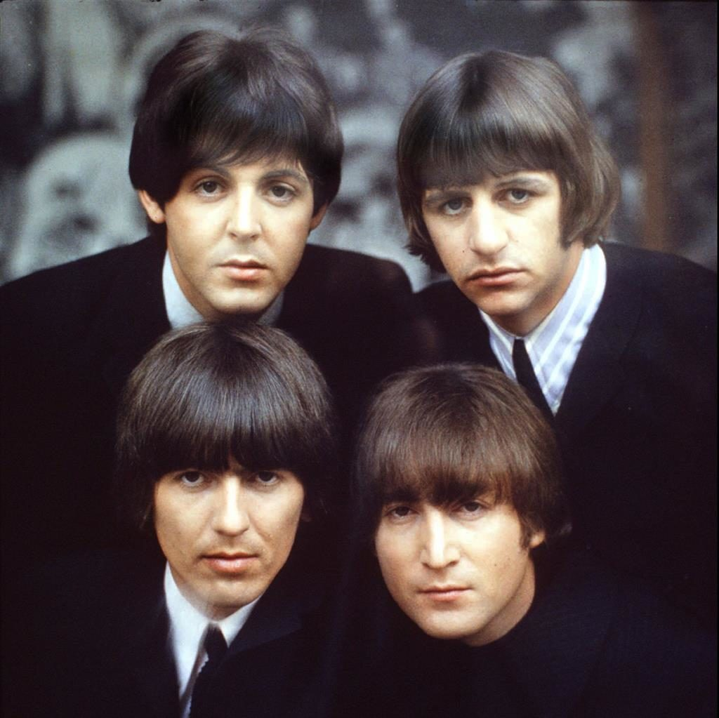 Blast from the past: The Beatles