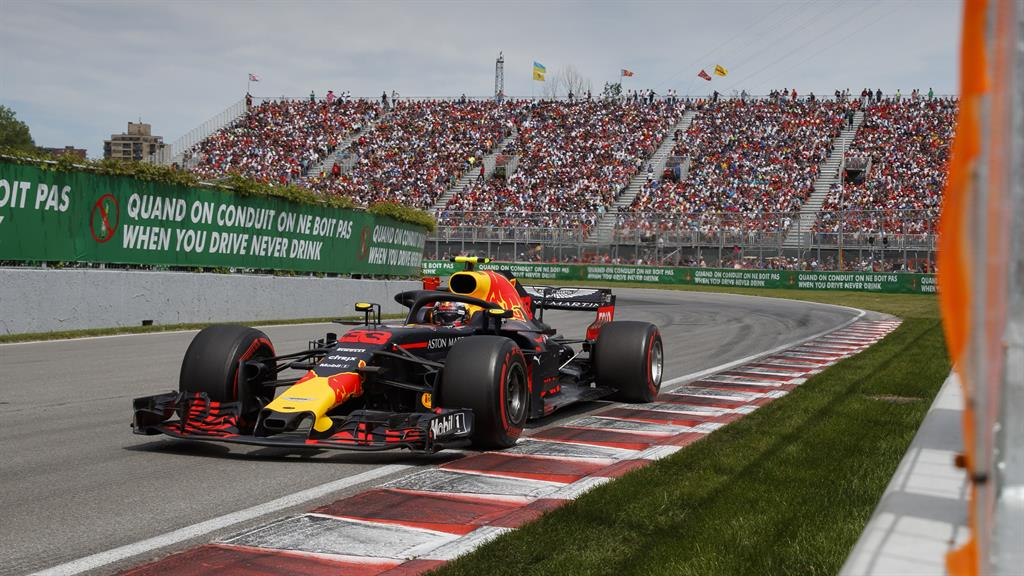 Sebastian Vettel wins Canadian Grand Prix in Montreal