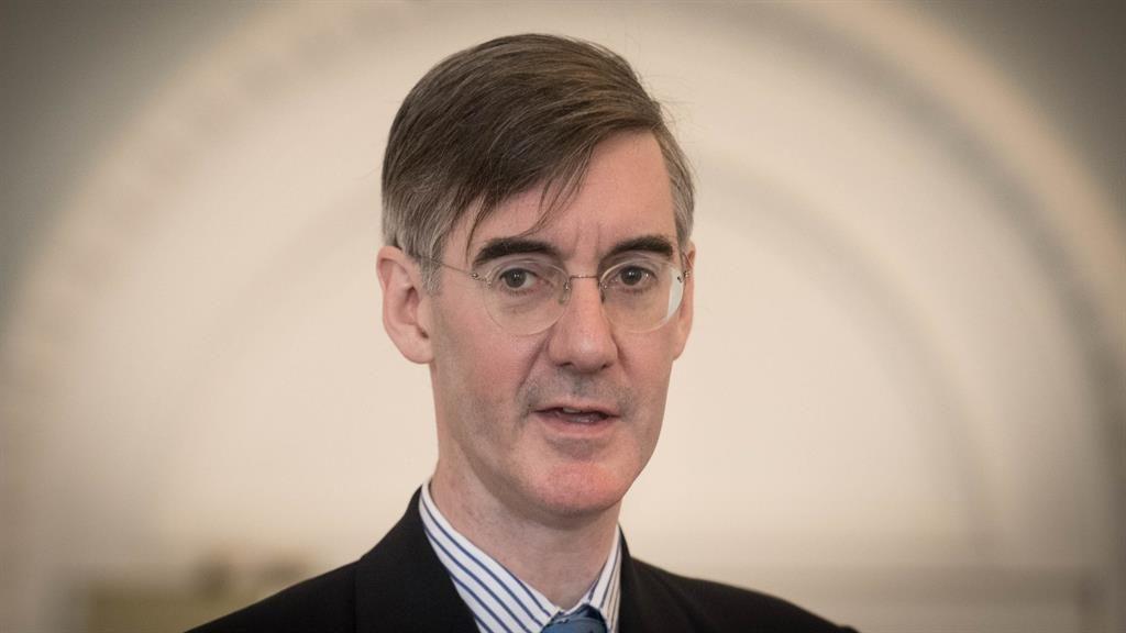 Brexiteer: Jacob Rees-Mogg