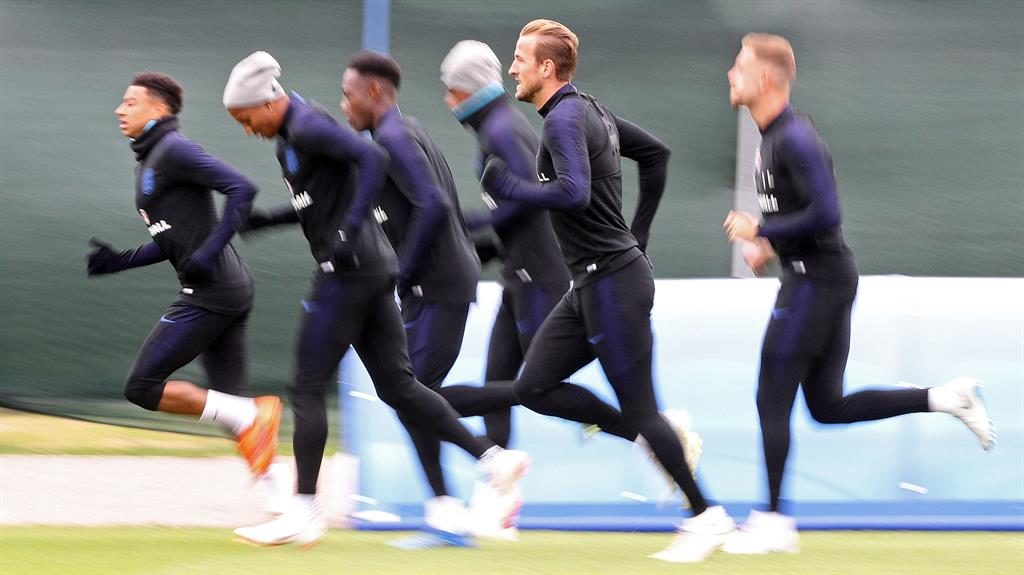Gareth Southgate: Young England side 'hungry' to go as far as possible