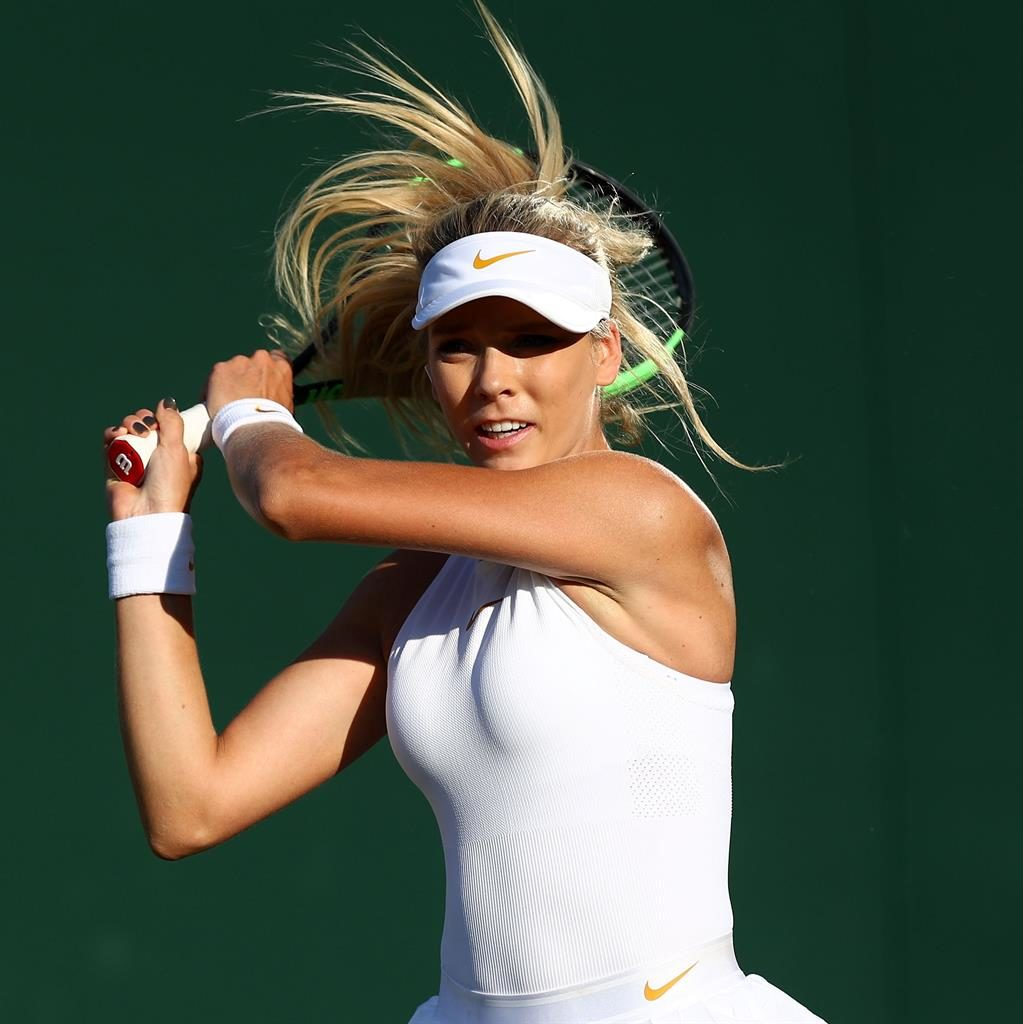 Net gain: The scoring system can give the likes of Britain's Katie Boulter a boost against a higher seeded rival PICTURE: GETTY