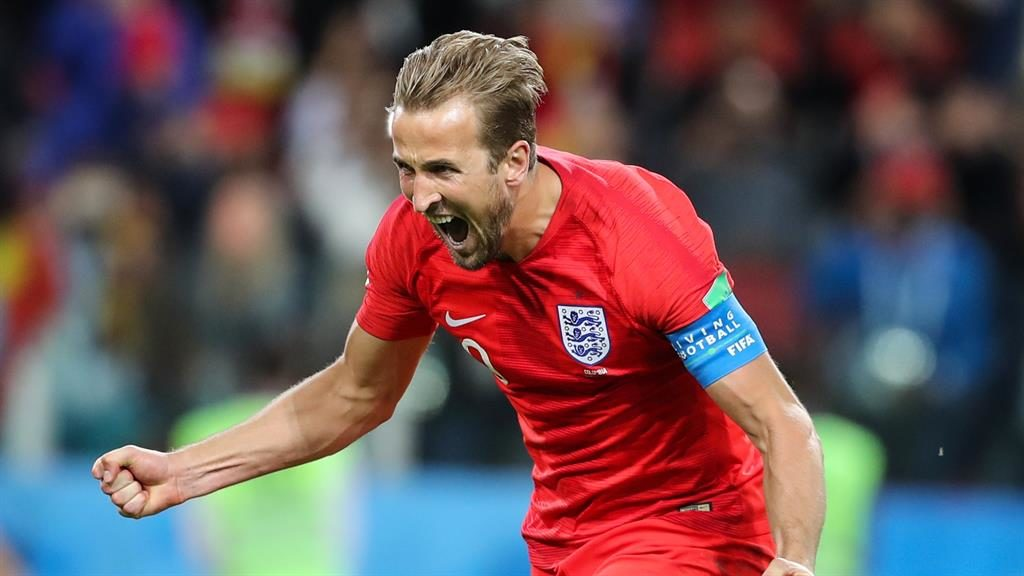 Yes we Kane: Captain Harry's England side have made their mark and can go even further, Southgate said PICTURES: GETTY/PA
