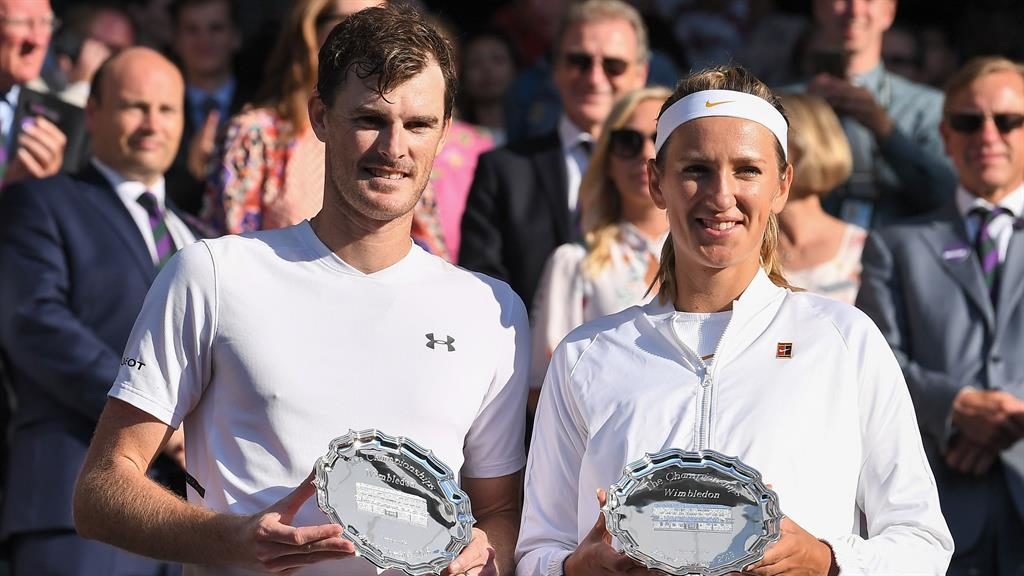 Wimbledon 2018: Jamie Murray & Victoria Azarenka lose mixed doubles final ZlotoNews