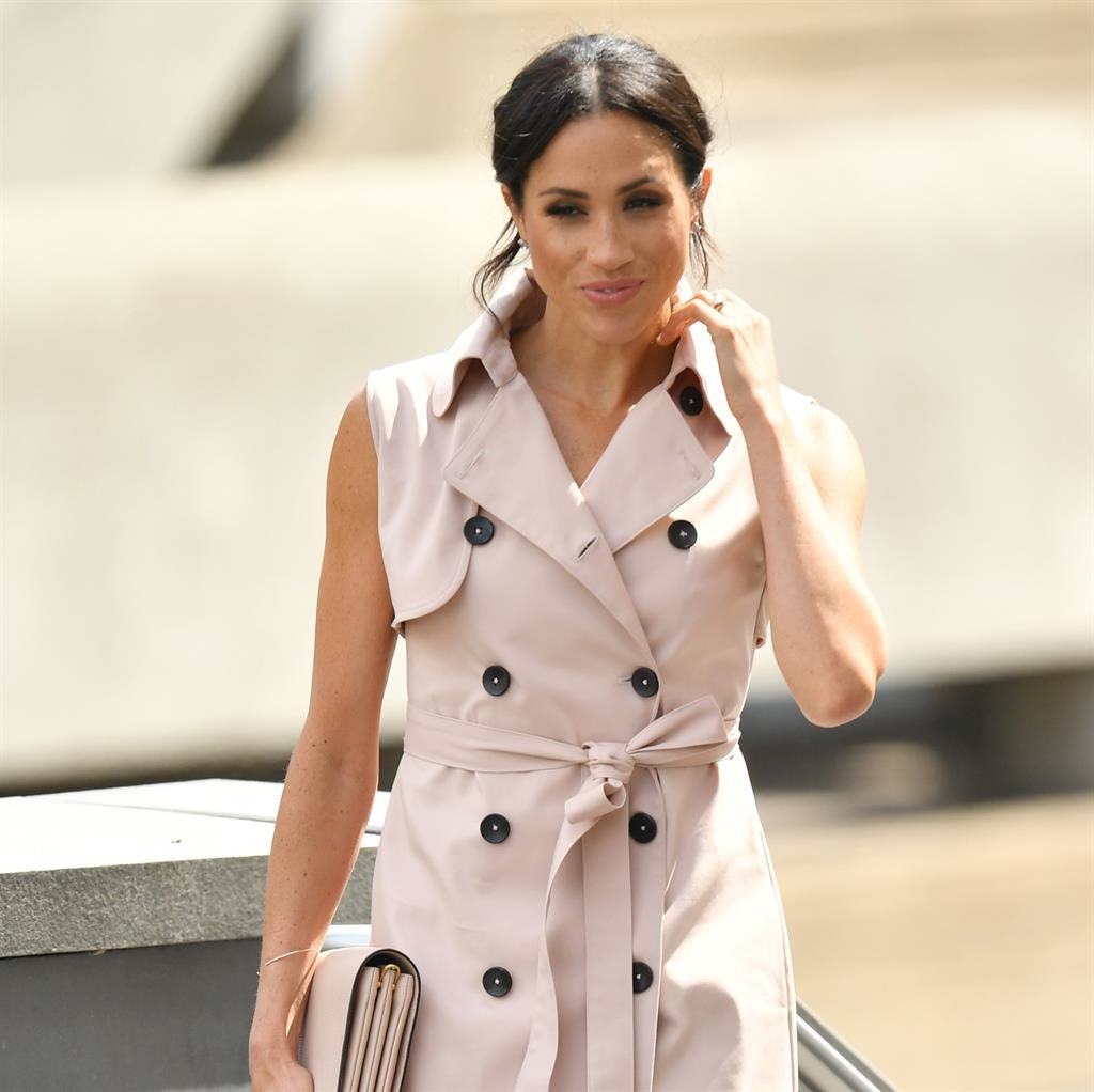Meghan Markle just wants to wear trousers